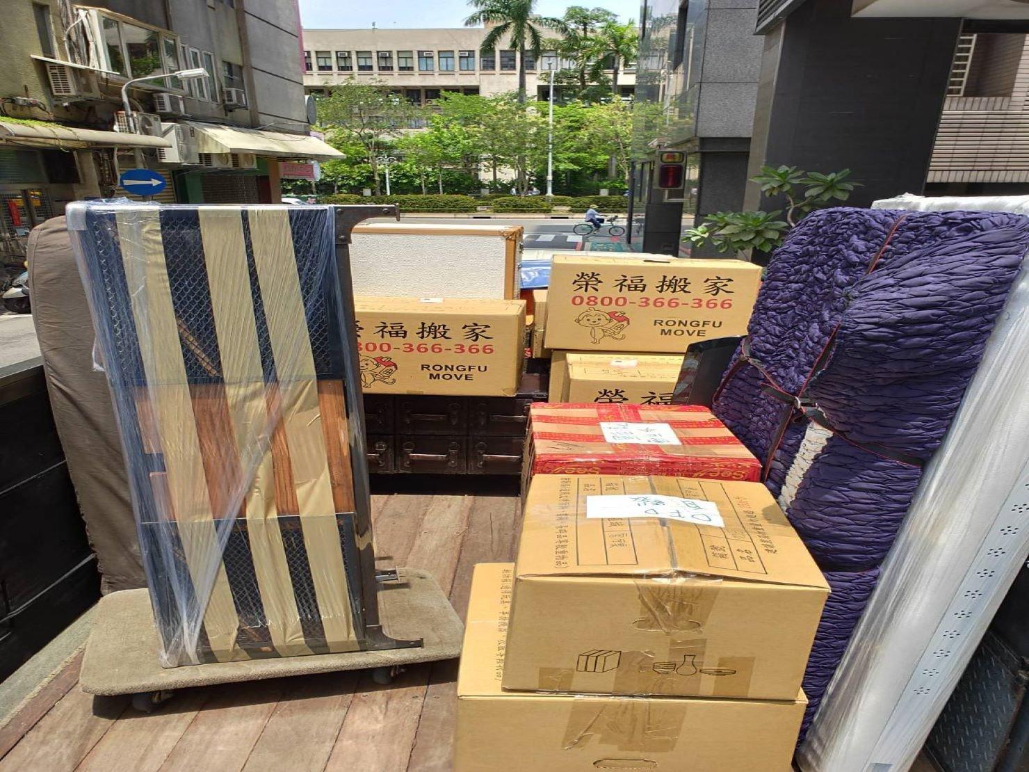 公司搬遷完善包裝避免損壞 搬家公司推薦-榮福搬家公司