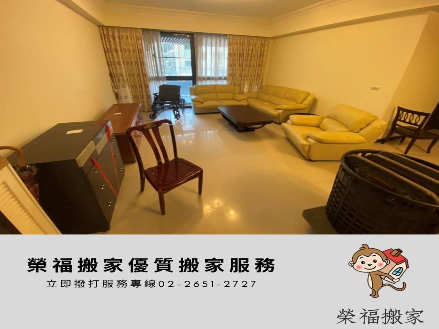 【搬家實錄】新北搬家實例-舊公寓6樓樓梯搬遷