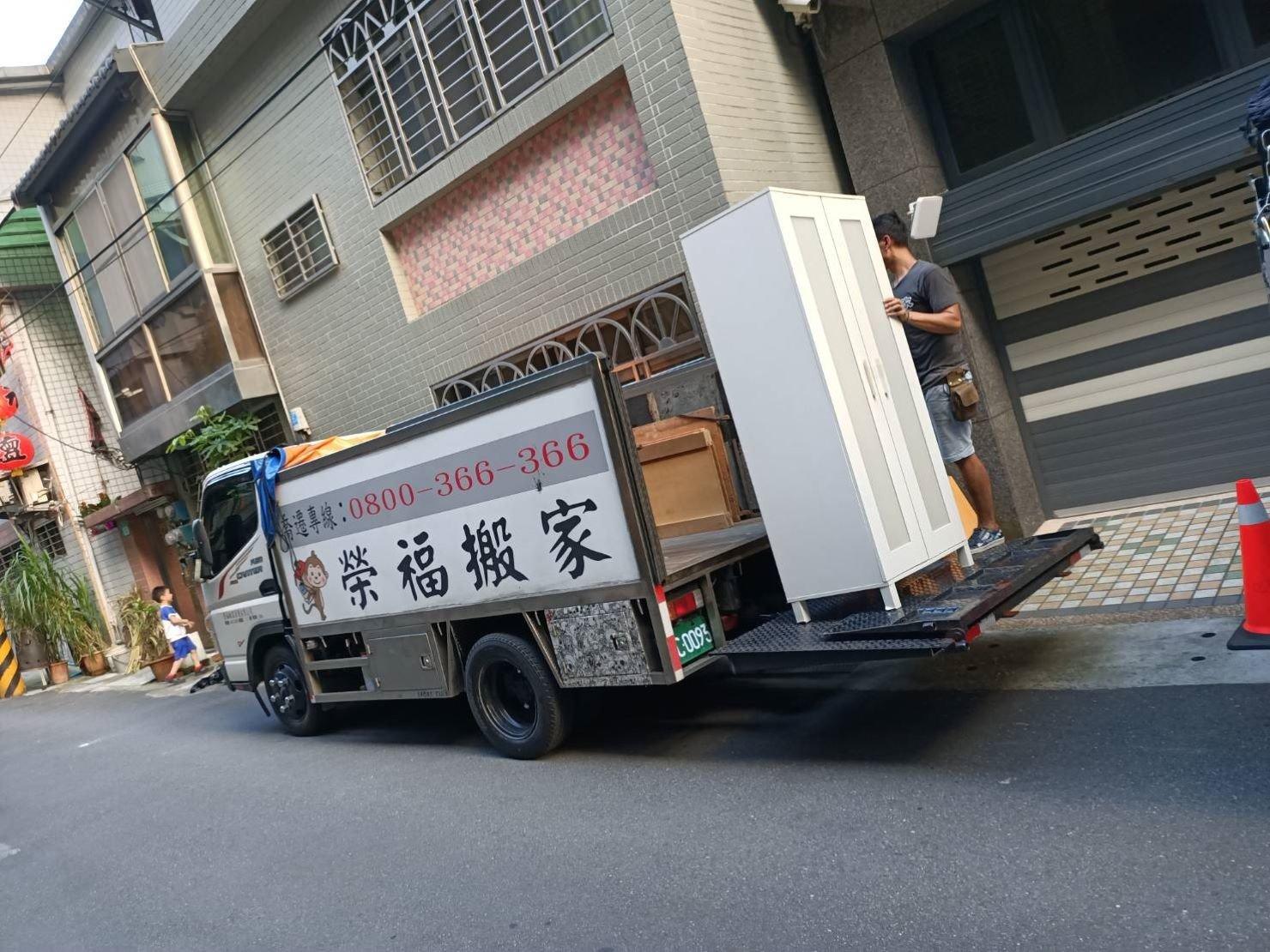 【搬家實錄】台北搬家實例-3層樓透天屋搬遷
