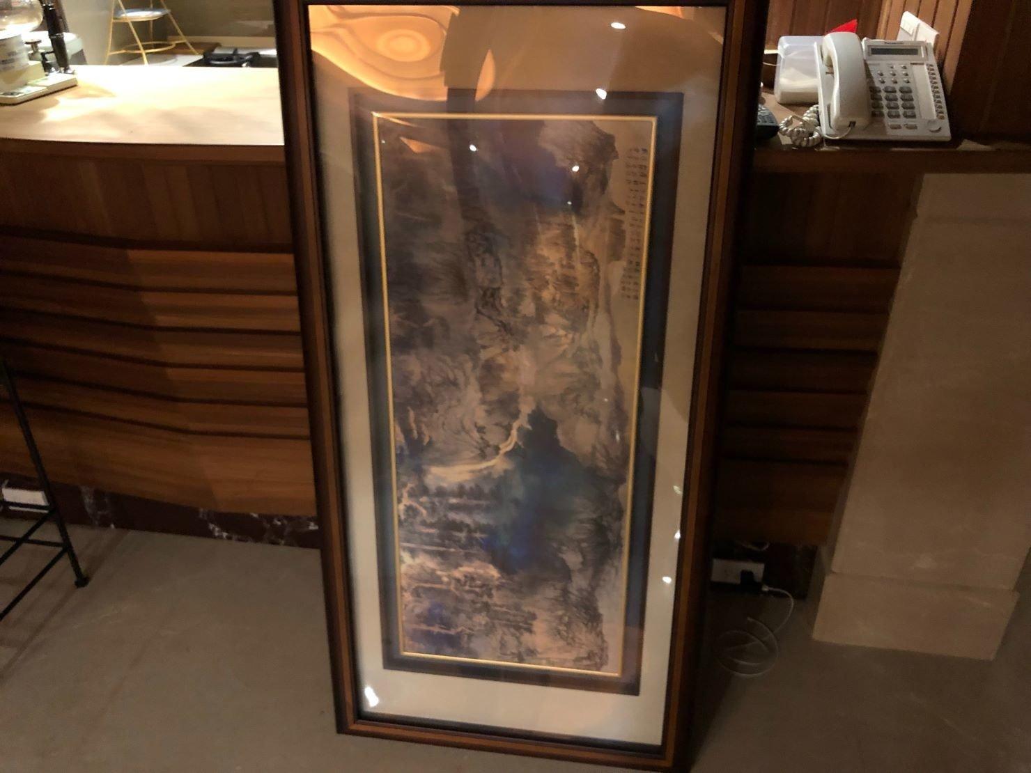 搬家公司推薦【榮福搬家】搬好家給您最有品質、最安全的搬運服務:珍貴古董畫作