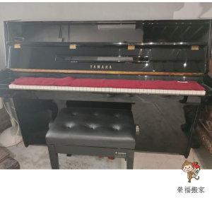 【鋼琴運搬】不需用到車搬鋼琴,同社區同棟搬YAMAHA山葉鋼琴服務!